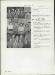 Page 16, 1951 Edition, Wooster High School - General Yearbook (Wooster, OH) online yearbook collection