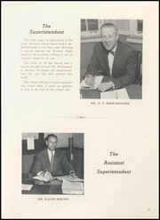 Page 15, 1959 Edition, Wooster High School - General Yearbook (Wooster, OH) online yearbook collection