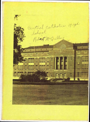 Page 2, 1941 Edition, Central Catholic High School - Centripetal Yearbook (Toledo, OH) online yearbook collection