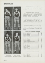 Page 100, 1943 Edition, Central Catholic High School - Centripetal Yearbook (Toledo, OH) online yearbook collection