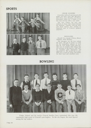 Page 102, 1943 Edition, Central Catholic High School - Centripetal Yearbook (Toledo, OH) online yearbook collection