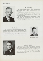 Page 94, 1943 Edition, Central Catholic High School - Centripetal Yearbook (Toledo, OH) online yearbook collection