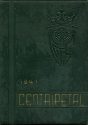 Page 1, 1947 Edition, Central Catholic High School - Centripetal Yearbook (Toledo, OH) online yearbook collection