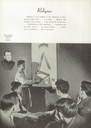 Page 14, 1947 Edition, Central Catholic High School - Centripetal Yearbook (Toledo, OH) online yearbook collection