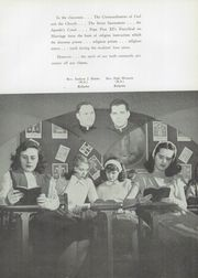 Page 15, 1947 Edition, Central Catholic High School - Centripetal Yearbook (Toledo, OH) online yearbook collection