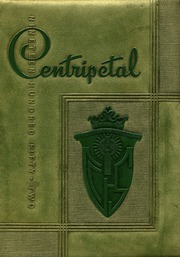 Central Catholic High School - Centripetal Yearbook (Toledo, OH) online yearbook collection, 1952 Edition, Page 1