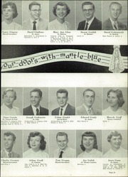 Page 37, 1954 Edition, Central Catholic High School - Centripetal Yearbook (Toledo, OH) online yearbook collection
