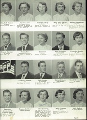 Page 43, 1954 Edition, Central Catholic High School - Centripetal Yearbook (Toledo, OH) online yearbook collection