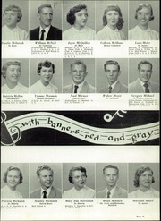 Page 45, 1954 Edition, Central Catholic High School - Centripetal Yearbook (Toledo, OH) online yearbook collection