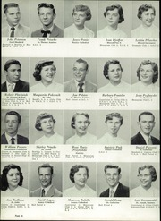 Page 48, 1954 Edition, Central Catholic High School - Centripetal Yearbook (Toledo, OH) online yearbook collection