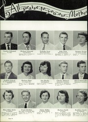Page 50, 1954 Edition, Central Catholic High School - Centripetal Yearbook (Toledo, OH) online yearbook collection