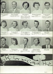 Page 53, 1954 Edition, Central Catholic High School - Centripetal Yearbook (Toledo, OH) online yearbook collection