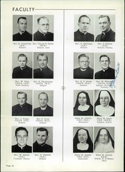 Page 14, 1955 Edition, Central Catholic High School - Centripetal Yearbook (Toledo, OH) online yearbook collection
