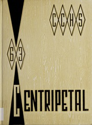 1963 Edition, Central Catholic High School - Centripetal Yearbook (Toledo, OH)