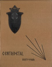 Central Catholic High School - Centripetal Yearbook (Toledo, OH) online yearbook collection, 1964 Edition, Page 1