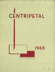 Central Catholic High School - Centripetal Yearbook (Toledo, OH) online yearbook collection, 1965 Edition, Page 1