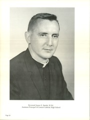 Page 16, 1967 Edition, Central Catholic High School - Centripetal Yearbook (Toledo, OH) online yearbook collection