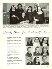 Page 17, 1967 Edition, Central Catholic High School - Centripetal Yearbook (Toledo, OH) online yearbook collection