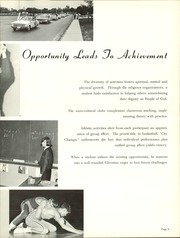 Page 9, 1967 Edition, Central Catholic High School - Centripetal Yearbook (Toledo, OH) online yearbook collection