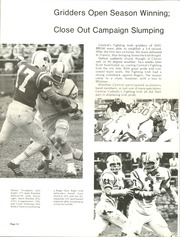Page 16, 1972 Edition, Central Catholic High School - Centripetal Yearbook (Toledo, OH) online yearbook collection