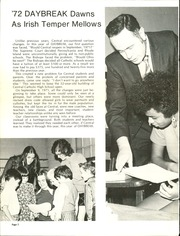 Page 6, 1972 Edition, Central Catholic High School - Centripetal Yearbook (Toledo, OH) online yearbook collection