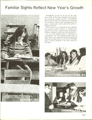 Page 9, 1972 Edition, Central Catholic High School - Centripetal Yearbook (Toledo, OH) online yearbook collection