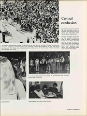 Page 17, 1975 Edition, Central Catholic High School - Centripetal Yearbook (Toledo, OH) online yearbook collection
