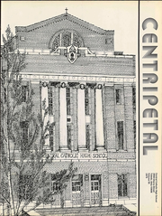 Page 7, 1975 Edition, Central Catholic High School - Centripetal Yearbook (Toledo, OH) online yearbook collection