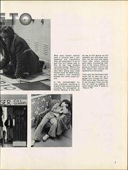 Page 9, 1975 Edition, Central Catholic High School - Centripetal Yearbook (Toledo, OH) online yearbook collection