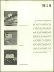 Page 10, 1958 Edition, Kenmore High School - Kenmore Eighty Yearbook (Akron, OH) online yearbook collection