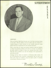 Page 12, 1958 Edition, Kenmore High School - Kenmore Eighty Yearbook (Akron, OH) online yearbook collection