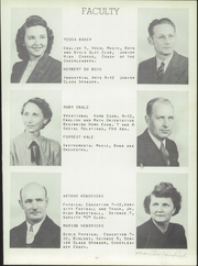 Page 15, 1950 Edition, Clyde High School - Courier Yearbook (Clyde, OH) online yearbook collection