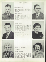 Page 16, 1950 Edition, Clyde High School - Courier Yearbook (Clyde, OH) online yearbook collection