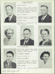 Page 17, 1950 Edition, Clyde High School - Courier Yearbook (Clyde, OH) online yearbook collection
