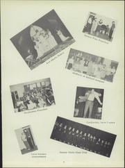 Page 11, 1951 Edition, Clyde High School - Courier Yearbook (Clyde, OH) online yearbook collection