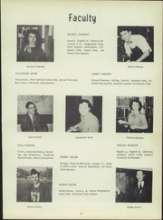 Page 15, 1951 Edition, Clyde High School - Courier Yearbook (Clyde, OH) online yearbook collection