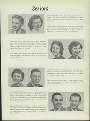 Page 23, 1951 Edition, Clyde High School - Courier Yearbook (Clyde, OH) online yearbook collection