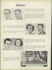 Page 24, 1951 Edition, Clyde High School - Courier Yearbook (Clyde, OH) online yearbook collection
