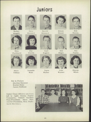 Page 28, 1951 Edition, Clyde High School - Courier Yearbook (Clyde, OH) online yearbook collection