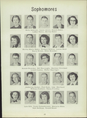 Page 29, 1951 Edition, Clyde High School - Courier Yearbook (Clyde, OH) online yearbook collection