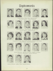 Page 31, 1951 Edition, Clyde High School - Courier Yearbook (Clyde, OH) online yearbook collection