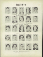 Page 32, 1951 Edition, Clyde High School - Courier Yearbook (Clyde, OH) online yearbook collection