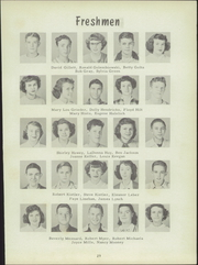 Page 33, 1951 Edition, Clyde High School - Courier Yearbook (Clyde, OH) online yearbook collection