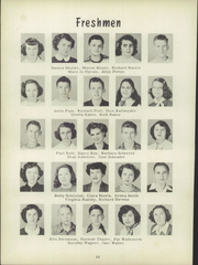 Page 34, 1951 Edition, Clyde High School - Courier Yearbook (Clyde, OH) online yearbook collection