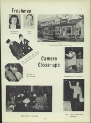 Page 35, 1951 Edition, Clyde High School - Courier Yearbook (Clyde, OH) online yearbook collection