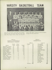 Page 72, 1951 Edition, Clyde High School - Courier Yearbook (Clyde, OH) online yearbook collection