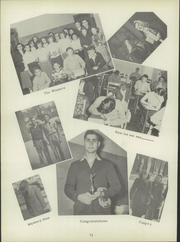 Page 76, 1951 Edition, Clyde High School - Courier Yearbook (Clyde, OH) online yearbook collection