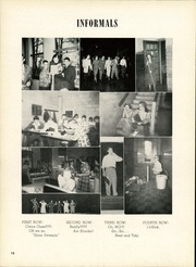 Page 16, 1952 Edition, Clyde High School - Courier Yearbook (Clyde, OH) online yearbook collection
