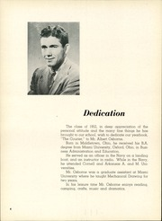 Page 8, 1952 Edition, Clyde High School - Courier Yearbook (Clyde, OH) online yearbook collection