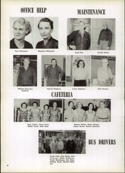 Page 10, 1956 Edition, Clyde High School - Courier Yearbook (Clyde, OH) online yearbook collection
